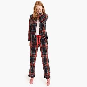 🆕J. Crew | Plaid Pajama Set